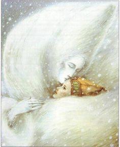 Angela Barrett. - the snow queen