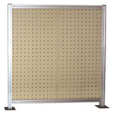 Kennedy 2-Panel Benchmount Framed Steel Tool Board
