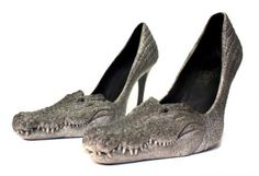 Would you wear these Crocs?!