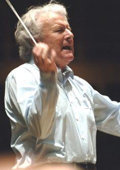 RIP Sir Colin Davis 1927 - 2013