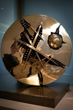 arnaldo pomodoro sculptures - Google Search