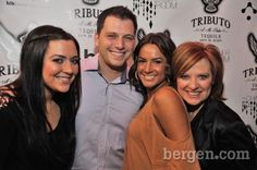 Albie and Chris Manzo from The Real Housewives of New Jersey, along with New Star GroupAlbie Manzo celebrated the launch of Tributo Tequila with a Red Carpet Runway.