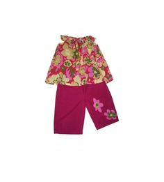 2Piece Set  Toddler Set   Flower Girls Tunic and by SweetyKitty, £18.00