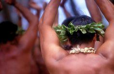 Men's Hula, Hawaii