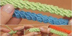 Simple Puff Stitch Cord
