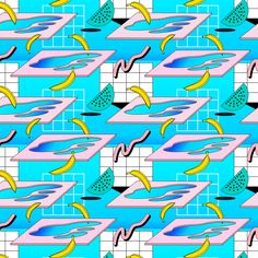 Pattern Series by W.A.B.B
