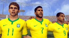 http://www.heysport.biz/ Revanche: Brasil Vs Alemanha - Pro Evolution Soccer 2015 - PES 2015 (PS4)
