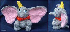 Ravelry: Dumbo pattern by CHEERYMARJO