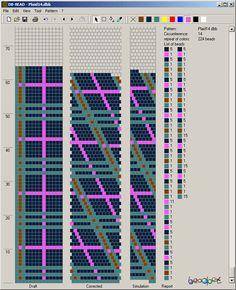 http://beadpet.com/images/crochet_ropes_schemes/geometric/Plaid14.png