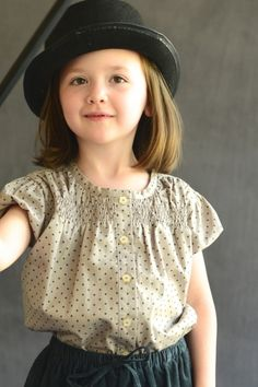 Shop Girls :: Blouses & Tees - Olive Juice | Childrens Clothing | Girls Dresses | Kids Clothes | Girls Clothing | Classic Kids Clothing