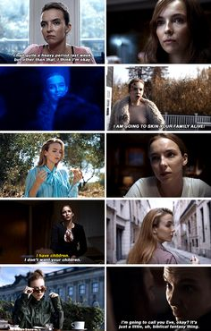 I don't like girls. Well, you haven't tried this one. #killingeve Bbc Tv Series, Series Movies, Detective, Jodie Comer, American Gods, How To Get Away, Badass Women, Me Tv, Stupid Funny Memes