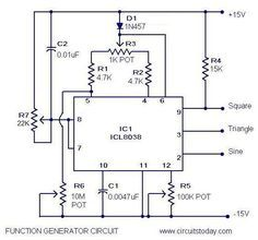 1000 Images About Circuits On Pinterest Circuit Diagram