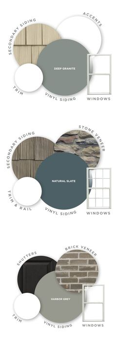 Gray siding colors of every shade will be big in 2018. It's a classic color that will never go out of style. And the best part? It works wonderfully all year around. So, how can you stay on top of this color trend and use gray on your home? Click through to find more gray siding options.