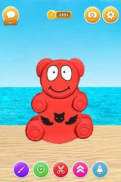 Скачать игру Медведь Валерка 3D на Андроид