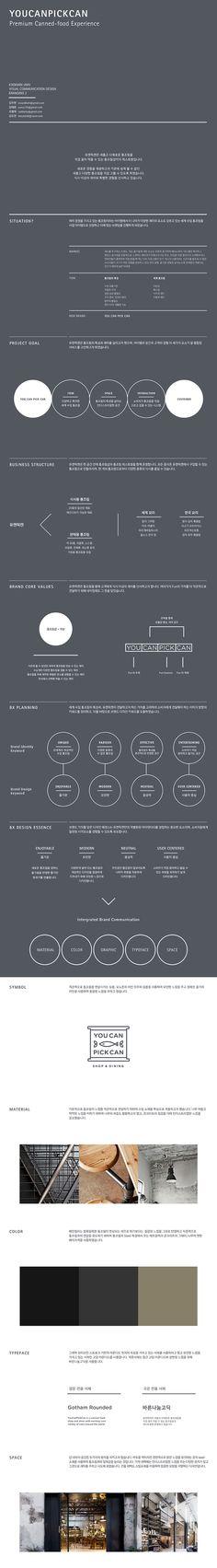 국민대학교 시각디자인과 브랜딩 수업 결과물 - 03. YouCanPickCan (김태완,김우현,김도연,조형래) - 지도교수 신명섭 : 네이버 블로그 Web Layout, Layout Design, Portfolio Design, Webdesign Layouts, Web Design, Flat Design, Graphic Design, Poster Text, Brand Manual