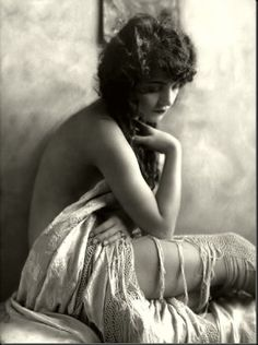 Ziegfeld Girl - Alfred Cheney Johnston