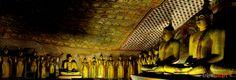 Explore #SriLanka Dambulla Cave #Temple, Sri Lanka