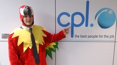 Robbie the Parrot looking bright eyed and bushy tailed as he prepares for his day at work. Fund Accounting, Good People, Parrot, Bright, Fashion, Parrot Bird, Moda, Fashion Styles, Fashion Illustrations