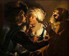Dutch Master Paintings: Dirck van Baburen