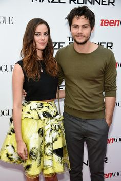 Dylan O'Brien Photos: 'Maze Runner' Screening in NYC
