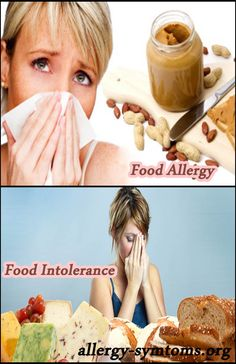 Food Intolerances and Allergies: Difference #FoodIntolerances #FoodAllergies  http://allergy-symptoms.org/food-intolerances-and-allergies/