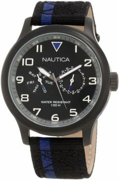 Nautica Men's N15619G BFD 103 Classic Analog Watch NAUTICA,http://www.amazon.com/dp/B008EQDGCG/ref=cm_sw_r_pi_dp_7pGwsb1H00WS8EEY
