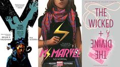 So you want to be a comic book nerd? Start with these amazing titles that are great for any newbie.