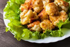 Egy finom Sütőben sült rántott karfiol ebédre vagy vacsorára? Sütőben sült rántott karfiol Receptek a Mindmegette.hu Recept gyűjteményében! Chia Puding, Plats Healthy, Polenta, Potato Salad, Cauliflower, Vegetarian Recipes, Potatoes, Lunch, Chicken