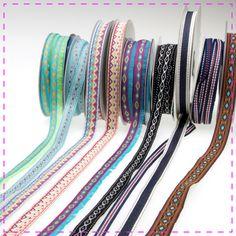 Schöne Webbänder & Zierbänder von KREANDO Bangles, Bracelets, Band, Jewelry, Fashion, Weaving, Nice Asses, Moda, Sash