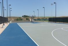 Basketball Court Then again, you might be interested in shooting hoops in the sunshine. #Google