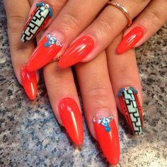 Instagram photo by billy820nails #nail #nails #nailart