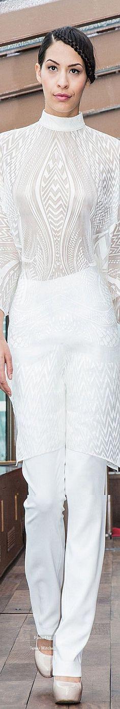 Robert Abi Nader Couture Fall-winter 2013-2014
