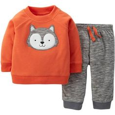 Baby Of Mine by Carter's New child Child Boy Fleece High and Pants Outfit Set - ., Of Mine by Carter's New child Child Boy Fleece High and Pants Outfit Set - . Baby Outfits, Toddler Outfits, Kids Outfits, Carters Baby Boys, Baby Boy Newborn, Baby Girls, Baby Baby, Toddler Pants, Toddler Boys
