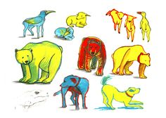 Disney Characters, Fictional Characters, Drawings, Illustration, Dogs, Art, Art Background, Pet Dogs, Kunst