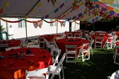 Mexican Fiesta Bridal/Wedding Shower Party Ideas   Photo 8 of 47   Catch My Party