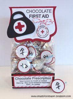 12 Easy DIY Valentine's Gifts for Nurses #Nursebuff #Nurse #Valentines