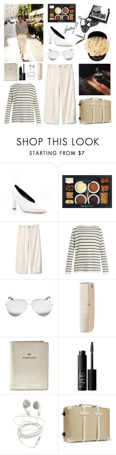 """""""Time"""" by lysianna ❤ liked on Polyvore featuring TIBI, Gap, The Row, Victoria Beckham, HAY, FOSSIL, NARS Cosmetics, Globe-Trotter and But Another Innocent Tale"""