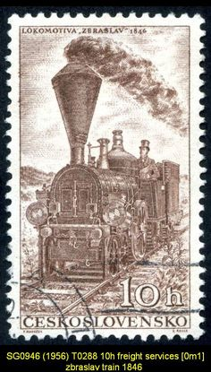Trains on Stamps - Stamp Community Forum - Page 4