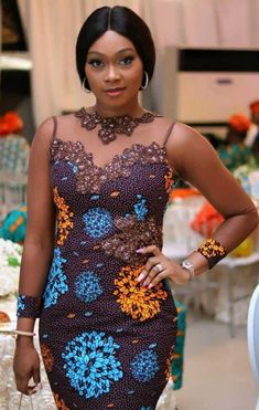 african fashion ankara Check out this weekly updated list of the cutest, trendy latest Ankara style designs to rock for your owambe, hangouts and party in Ankara Dress Designs, Ankara Dress Styles, African Wear Dresses, African Fashion Ankara, Latest Ankara Styles, Ankara Gowns, Latest African Fashion Dresses, African Print Fashion, African Attire