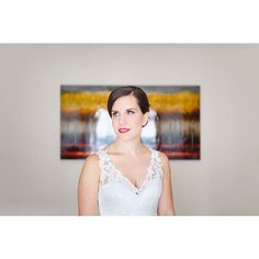 awesome vancouver wedding I love a simple portrait of the bride just after the makeup and hair is done with the dress on. The transformation is always such a beautiful thing to see. by @simplyrosephoto  #vancouverwedding #vancouverweddingmakeup #vancouverwedding