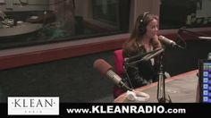 Klean Radio with guest Claudia Christian May 2014