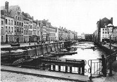 Brouwersvliet, 1884