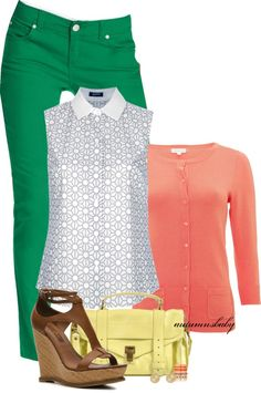 """Spring In My Step"" by autumnsbaby on Polyvore"