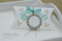 Pillowbox, Stempel-Biene