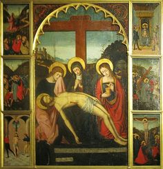 Pietà.  1505. Montecarlo.