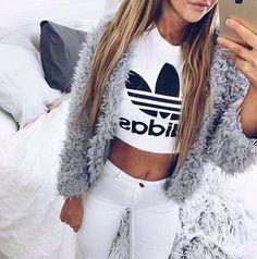 Conjunto de Adidas Más