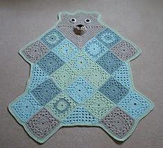 Bearghan ~ free pattern ᛡ