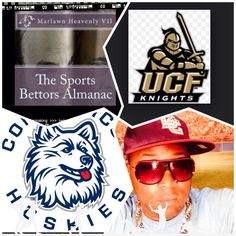 """11/1/14 SBA NCAAF Book Update: #UCF #Knights vs #Connecticut #Huskies (Take: UCF -11.5,Over 39)  SPORTS BETTING ADVICE  On  99% of regular season games ATS including Over/Under   Three Easy Steps!   1.) Purchase/Buy  """"The Sports Bettors Almanac""""  (The Book) @ www.Amazon.com NFL,NBA,MLB,NHL,NCAAF,NCAAB   2.) Check - Instagram: @Marlawn7 , Twitter: @Marlawn7 ,or YouTube: Marlawn7 for Book/Game updates prior to the beginning of games.   3.) Bet Games ATS & Over/Under that we agree on."""