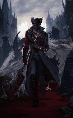 Sif Dark Souls, Arte Dark Souls, Dark Fantasy Art, Fantasy Artwork, Dark Artwork, Fantasy Character Design, Character Art, Bloodborne Art, Bloodborne Characters