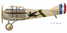 SPAD S-VII 1916